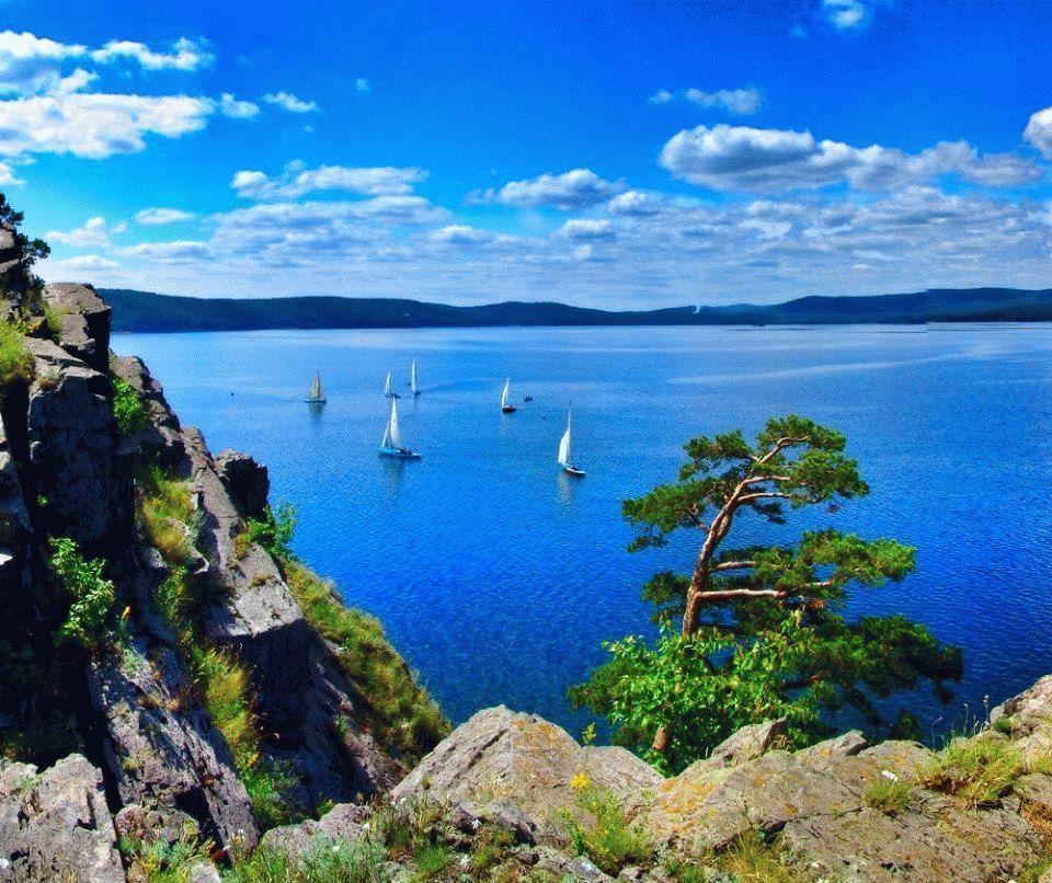 Картинки челябинские озера