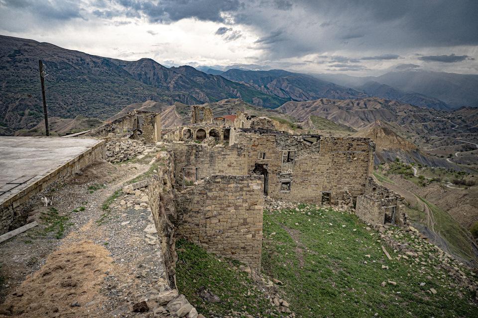 Село Чох в Дагестане