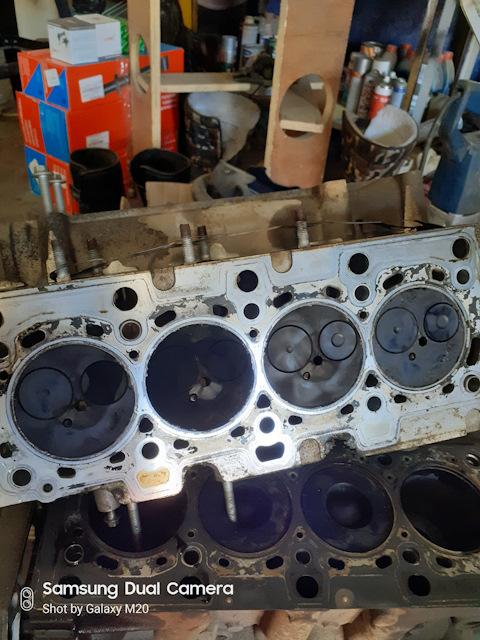 Совет по ремонту двигателя
