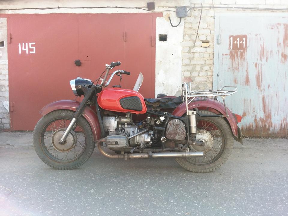 Мотоцикл Днепр МТ9 Днепр МТ-9. Полная реставрация - Отзывы ... | 720x960