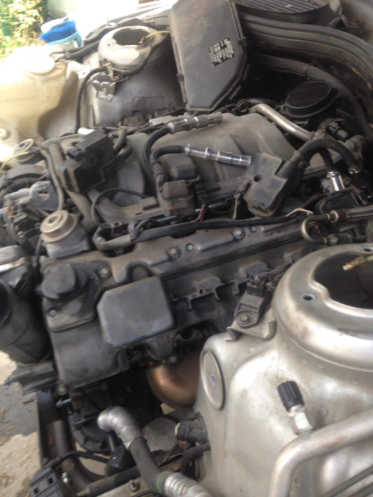 какой выбрать двигатель мерседес