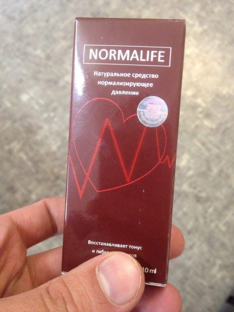 Normalife от гипертонии в Среднеколымске