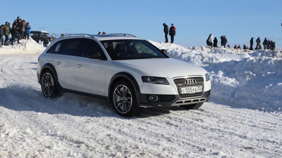 Audi A4 Allroad 30 Tdi Drive2