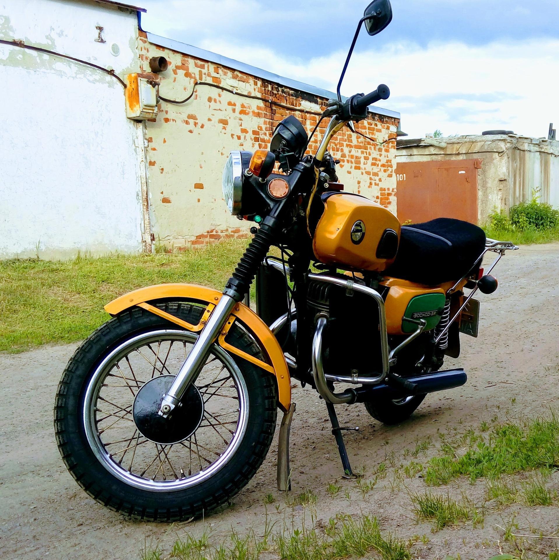 угол картинки про восхода мотоцикла виском трубе
