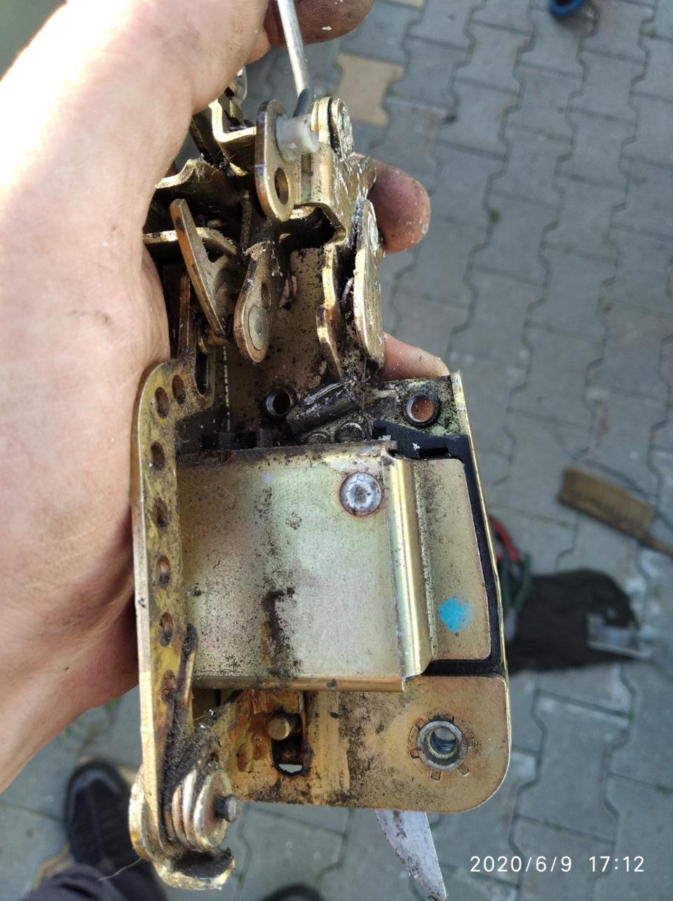 Фольксваген транспортер замок водительской двери двигатель ваз на фольксваген транспортер