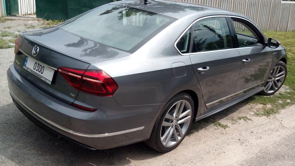 Volkswagen Passat Us Nms R Line 1 8 Tsi Drive2