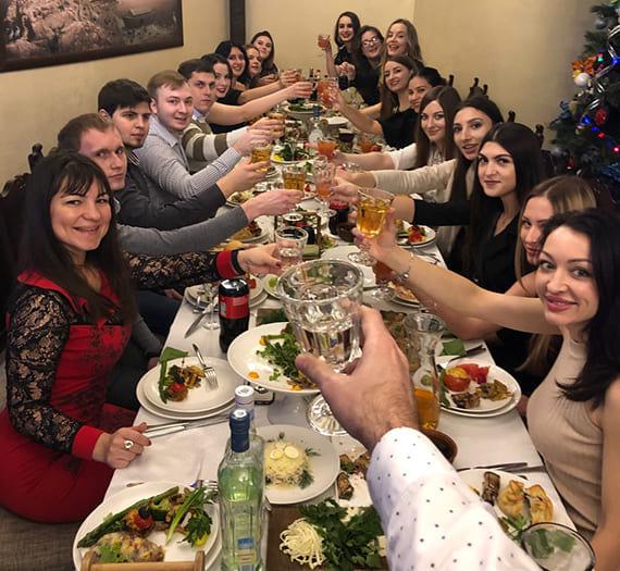 Угарная Новогодняя Оргия