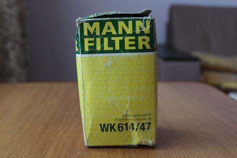 Mann Filter WK614//47 FILTER