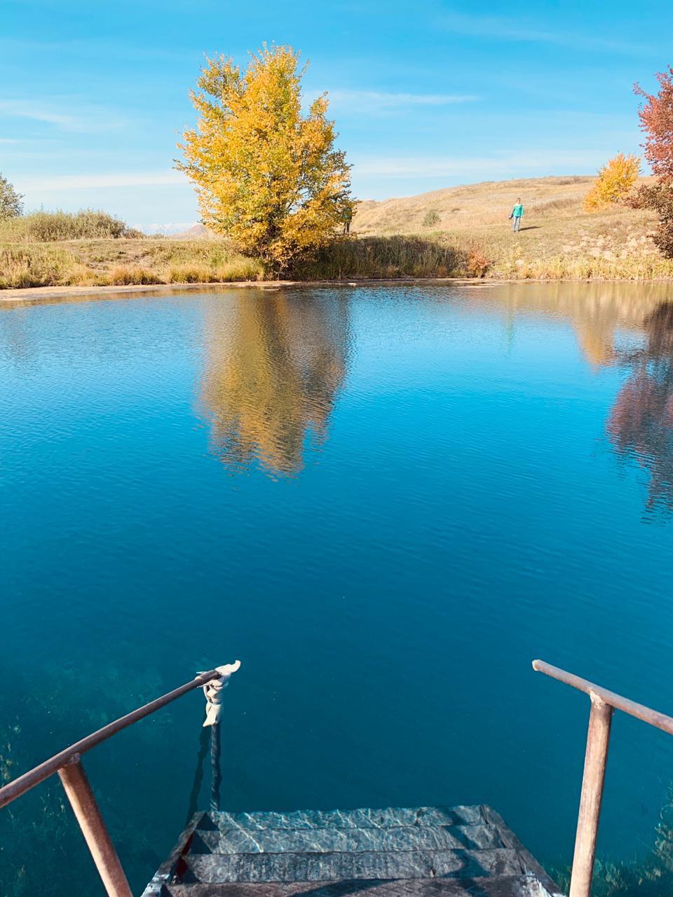 голубое озеро энгельс фото добавил