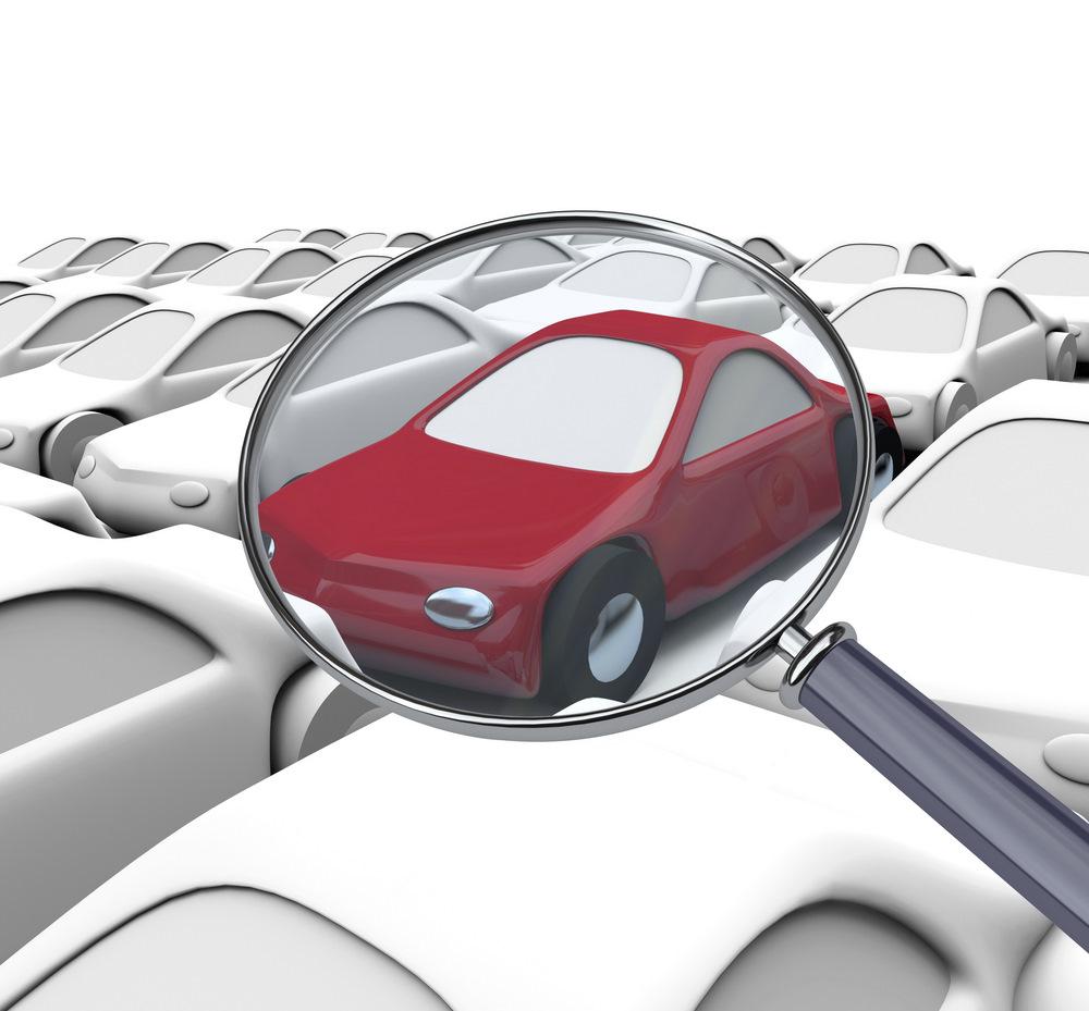 общем, поиск машины по картинке общественных местах