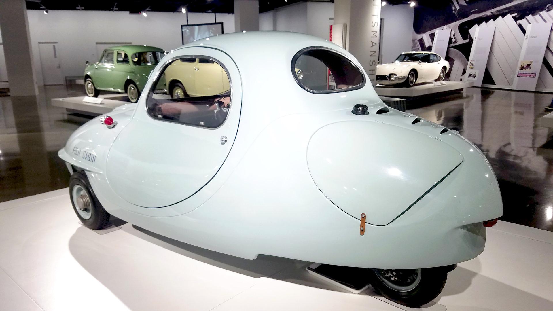 есть картинки японского автопрома минимопеды очень редкие