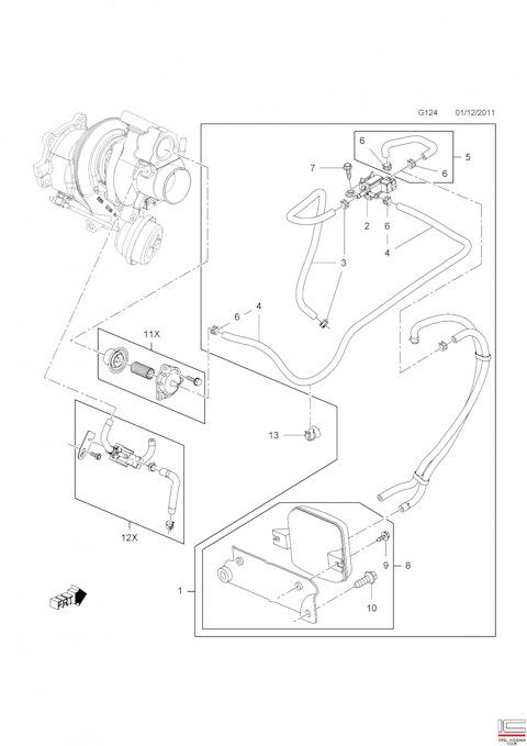 Самостоятельный ремонт Opel Insignia (1st generation