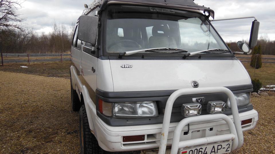 мазда бонго вагон отзывы владельцев с фото шатэнка челкой