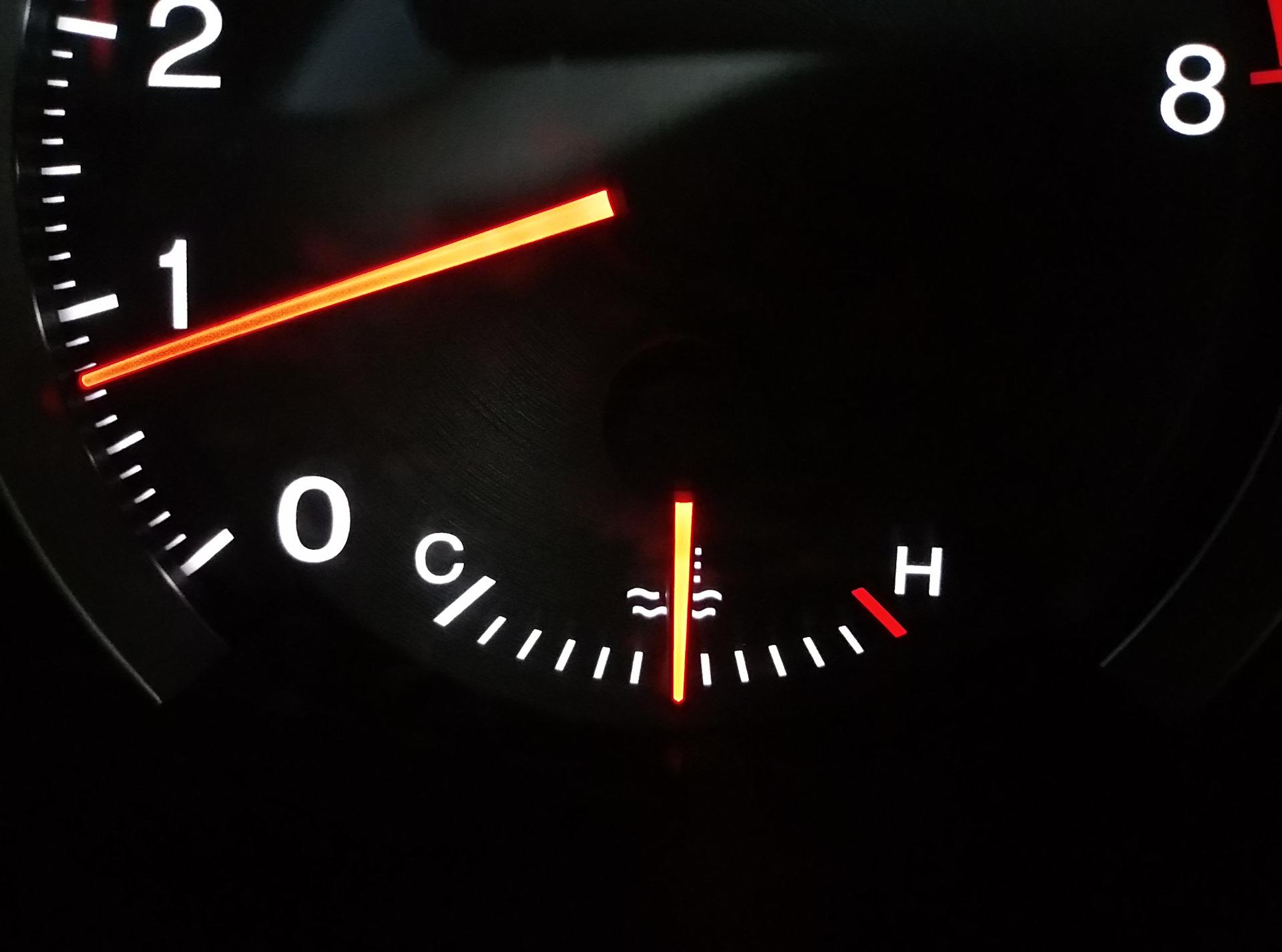 температура двигателя в картинках