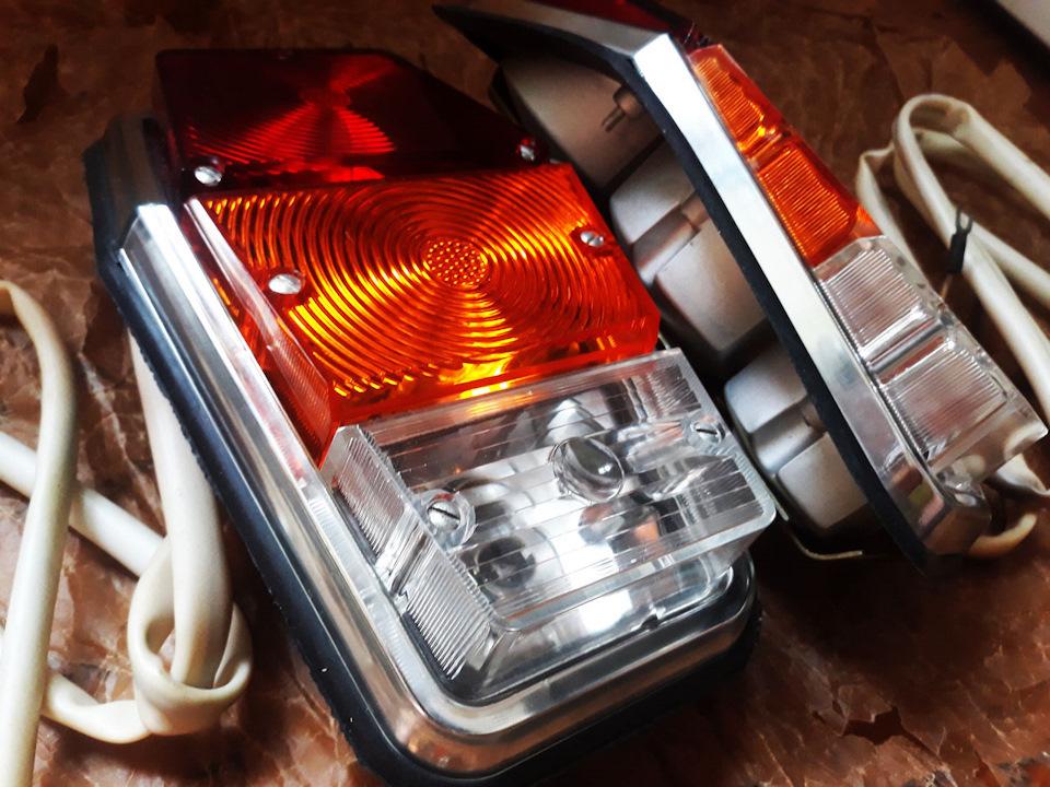 тюнинговые фонари на газ фото самым