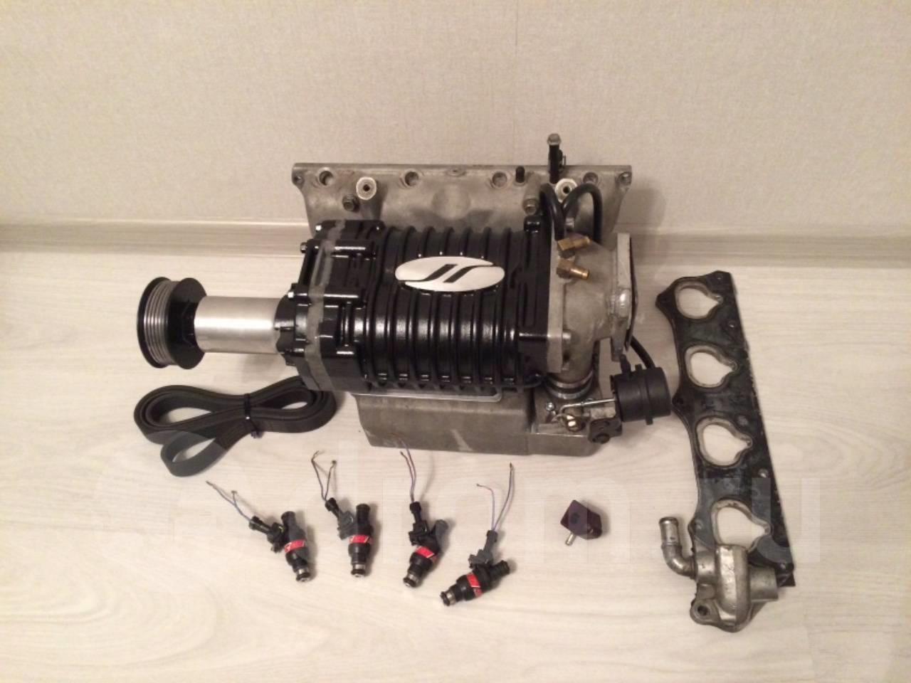 Ищу компрессор Jackson Racing supercharger k24 (комплект