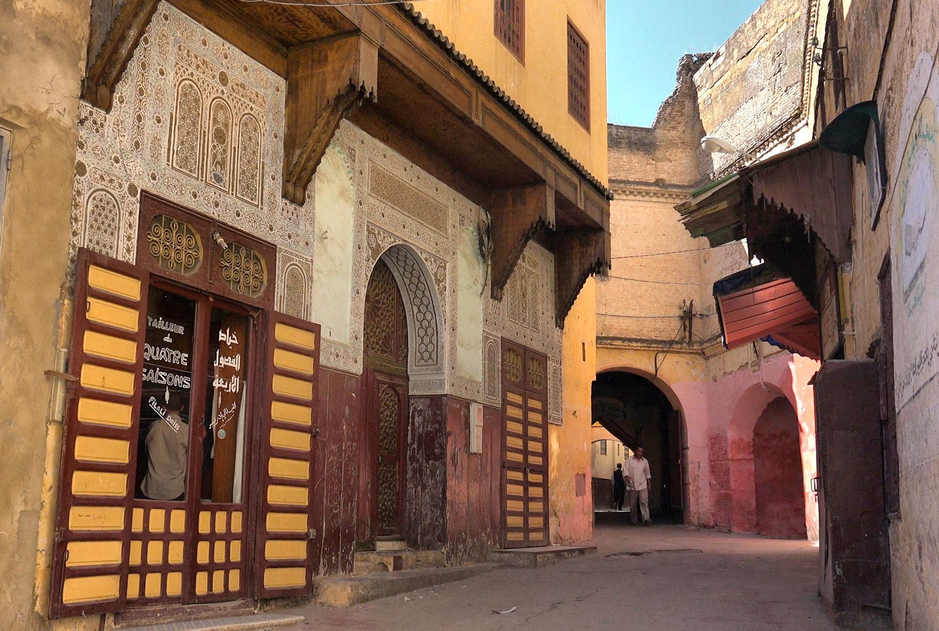 Марокко мекнес фото