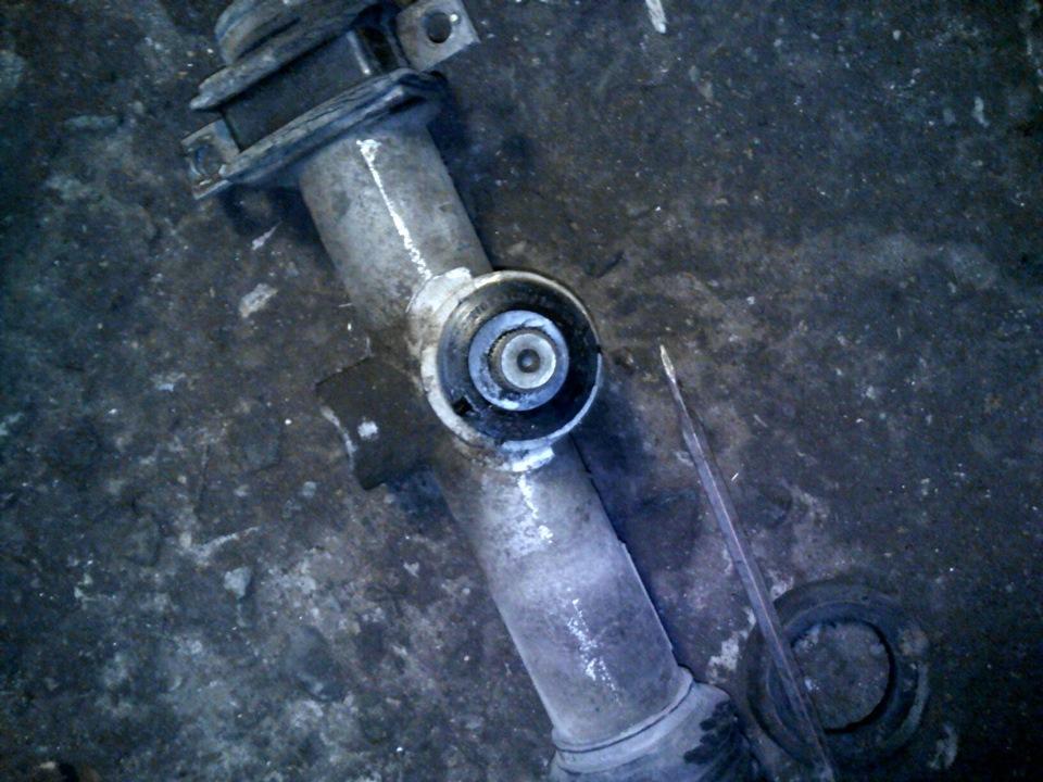 Ваз 2110 ремонт своими руками рулевой рейки