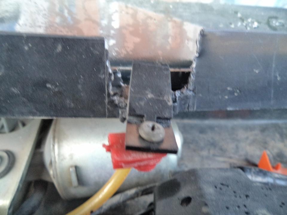 Фото №8 - форсунки омывателя лобового стекла ВАЗ 2110