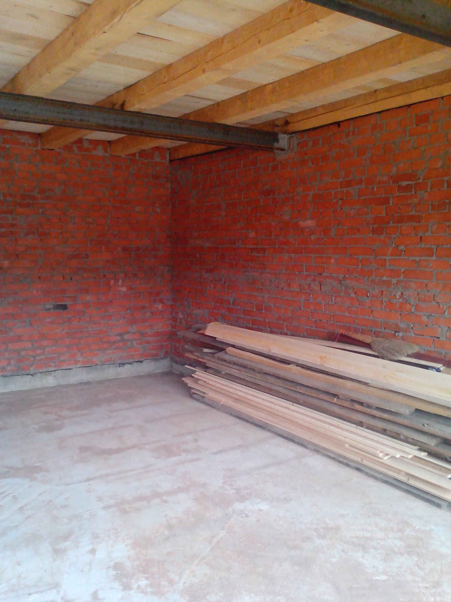 Секрет постройки добротного гаража из пеноблоков