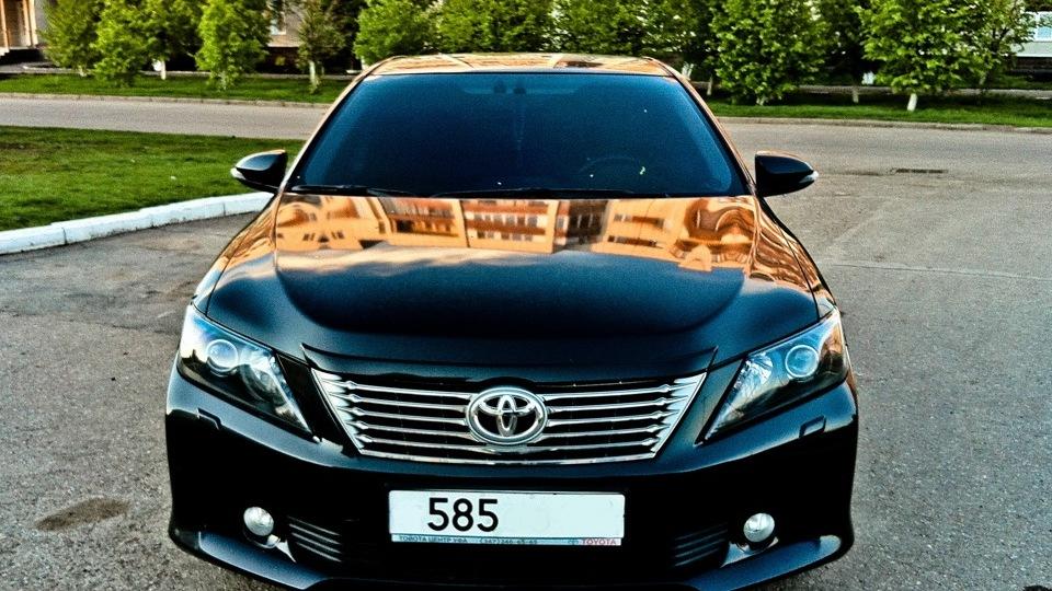 Тойота камри v50 фото