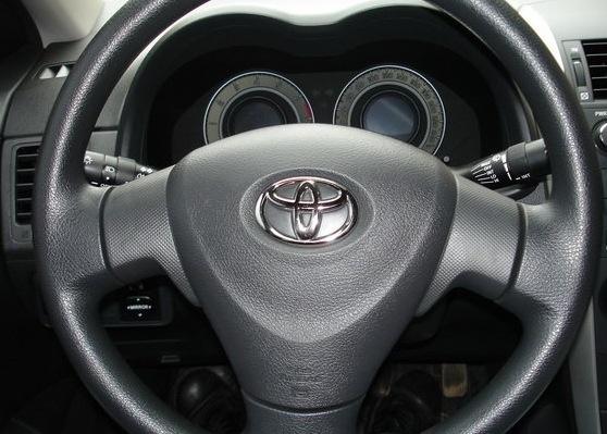 не работают кнопки на руле toyota rav4