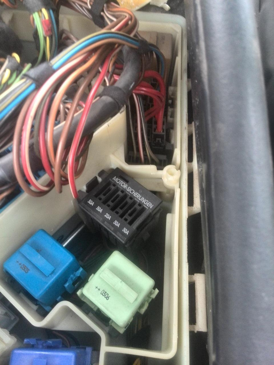 коробка в аварийном режиме bmw e46
