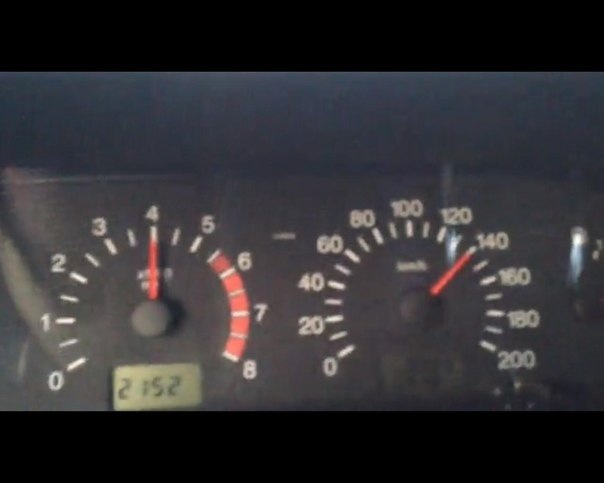 Max скорость Лады 4х4