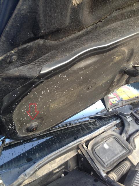 BMW E38 Club - Вопрос по корпусу салонного фильтра