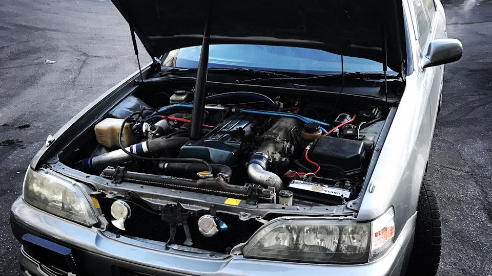 Toyota Cresta 2jz-gte | DRIVE2