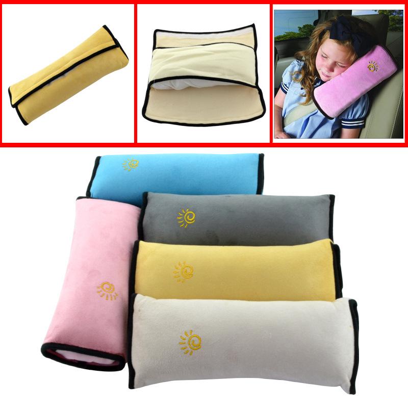 Подушка в автокресло для ребенка выкройка