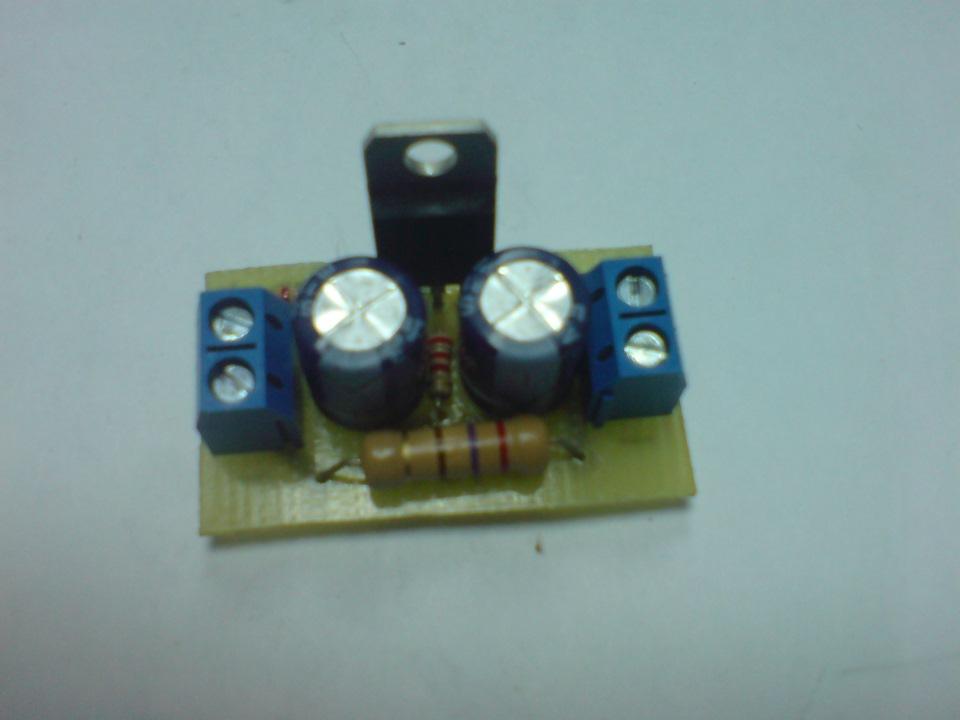 Стабилизатор LM317