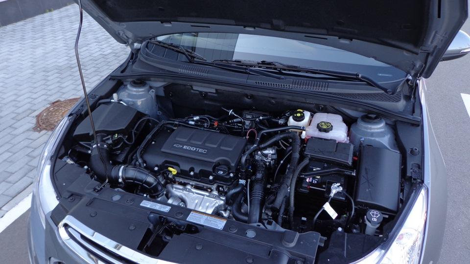 140-сильный бензиновый турбомотор из семейства Ecotec