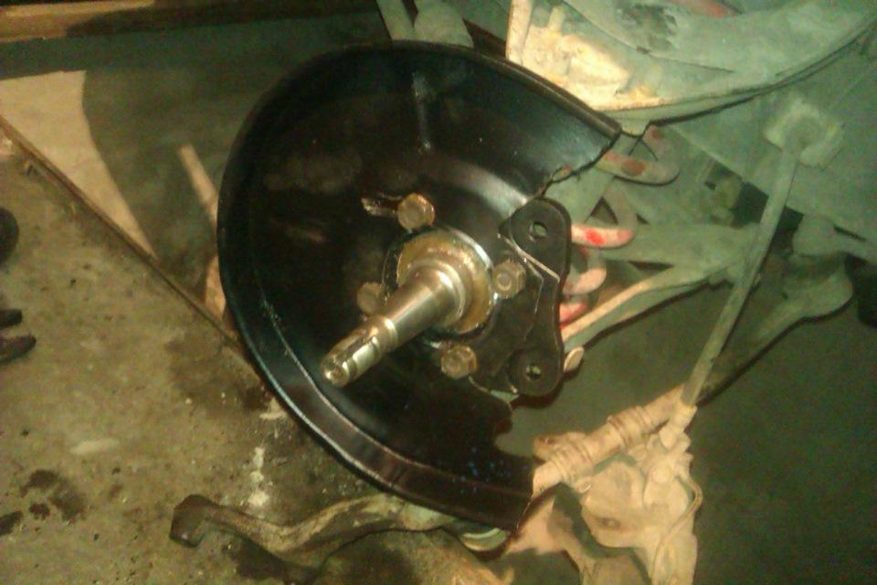 Ремонт ручника ваз 2107
