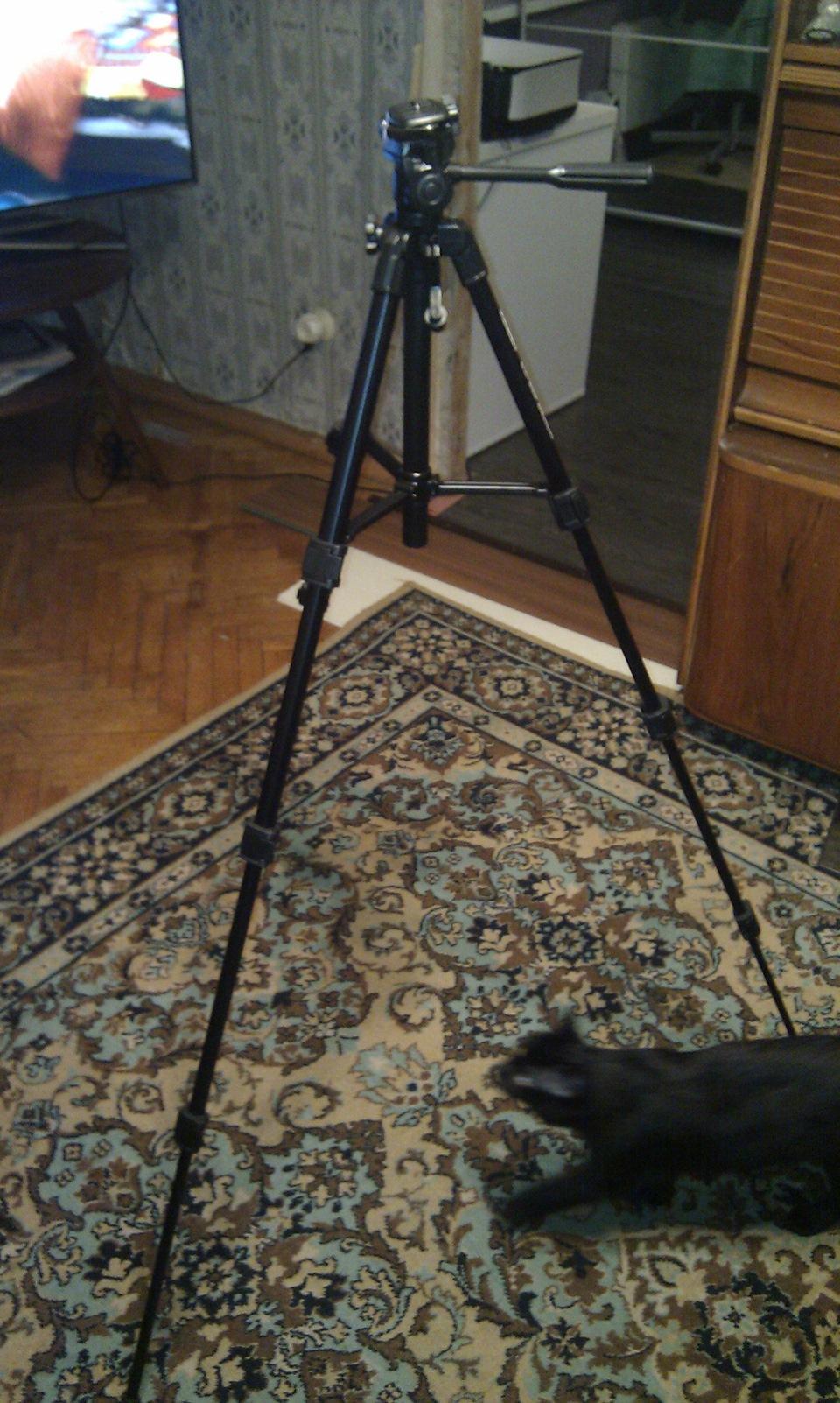 как сфотографировать себя без штатива символ