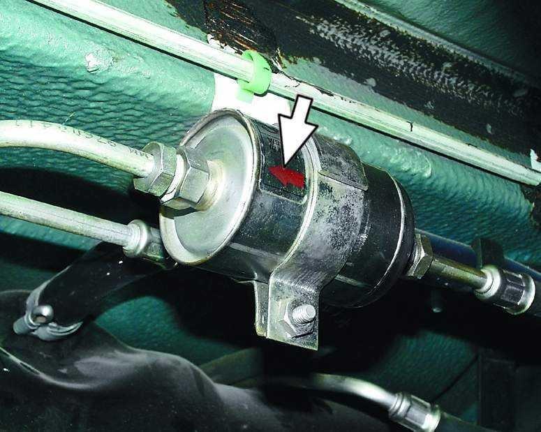 Фото №45 - через сколько нужно менять воздушный фильтр на ВАЗ 2110