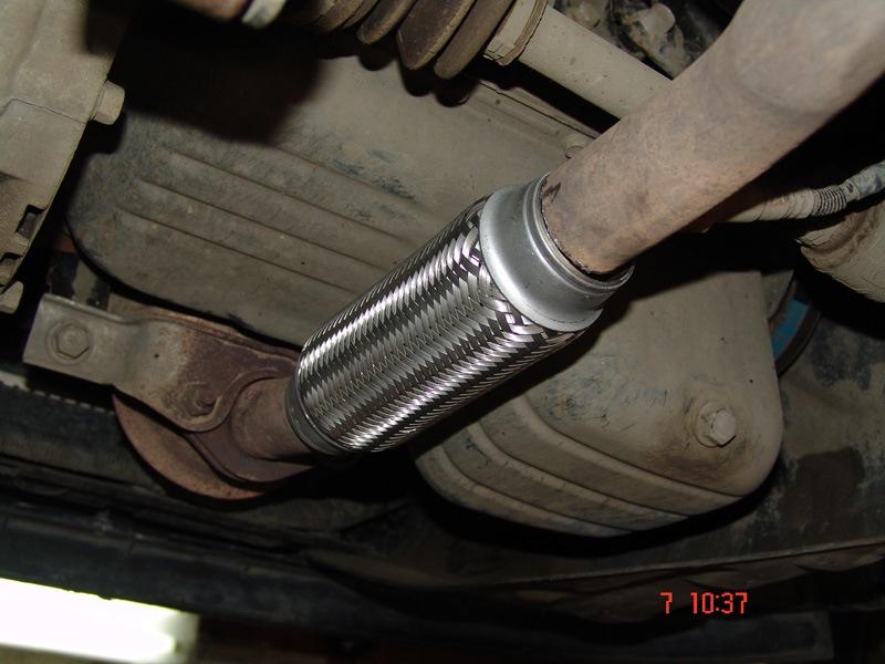 вибрация на кузов от выхлопной трубы опель