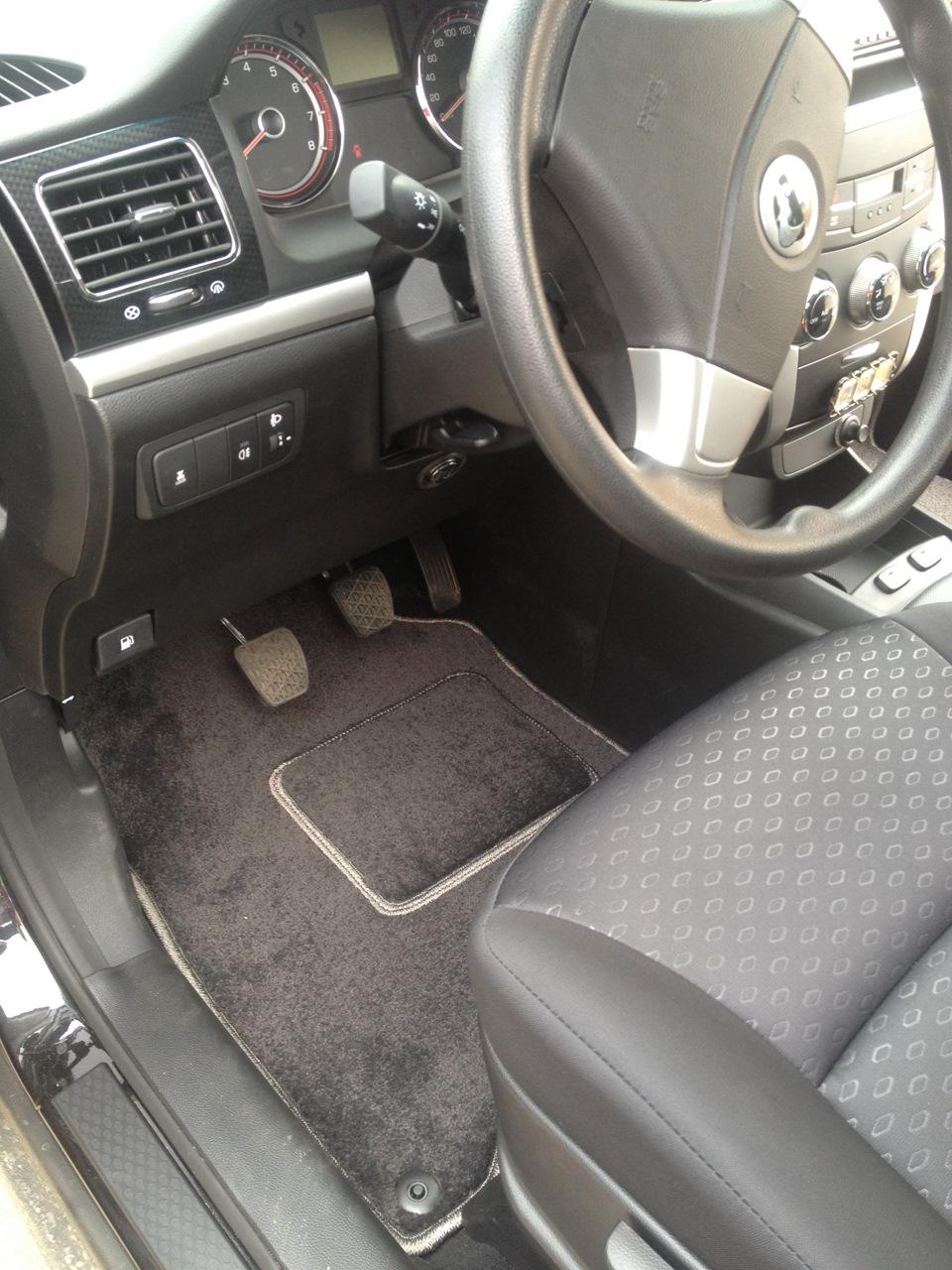 <b>SsangYong</b> <b>Actyon</b> — Carpet на DRIVE2