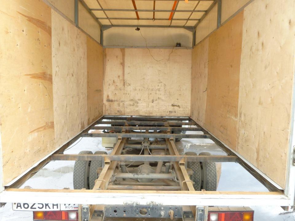 Сделать фургон