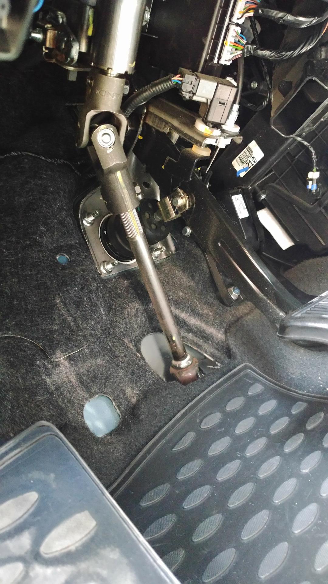 Замена рулевой машинки kia Замена бампера ниссан патрол y62