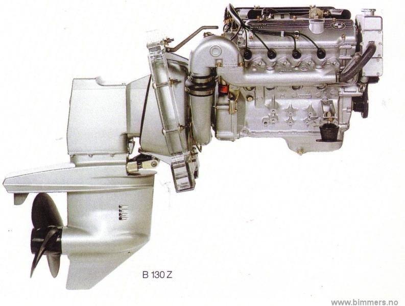 фото мотора м10