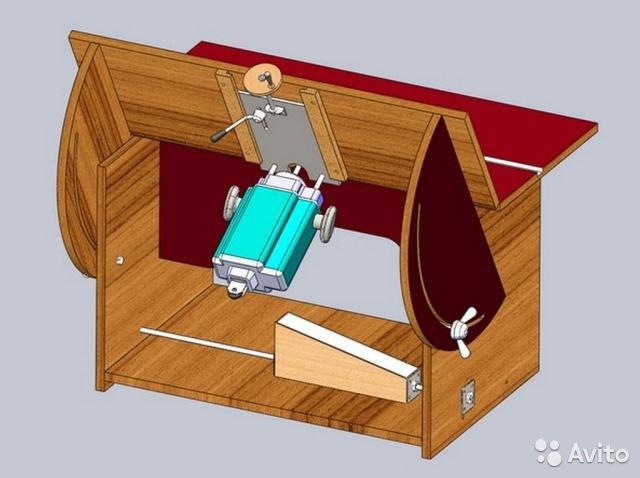 Стол для фрезера ручного видео