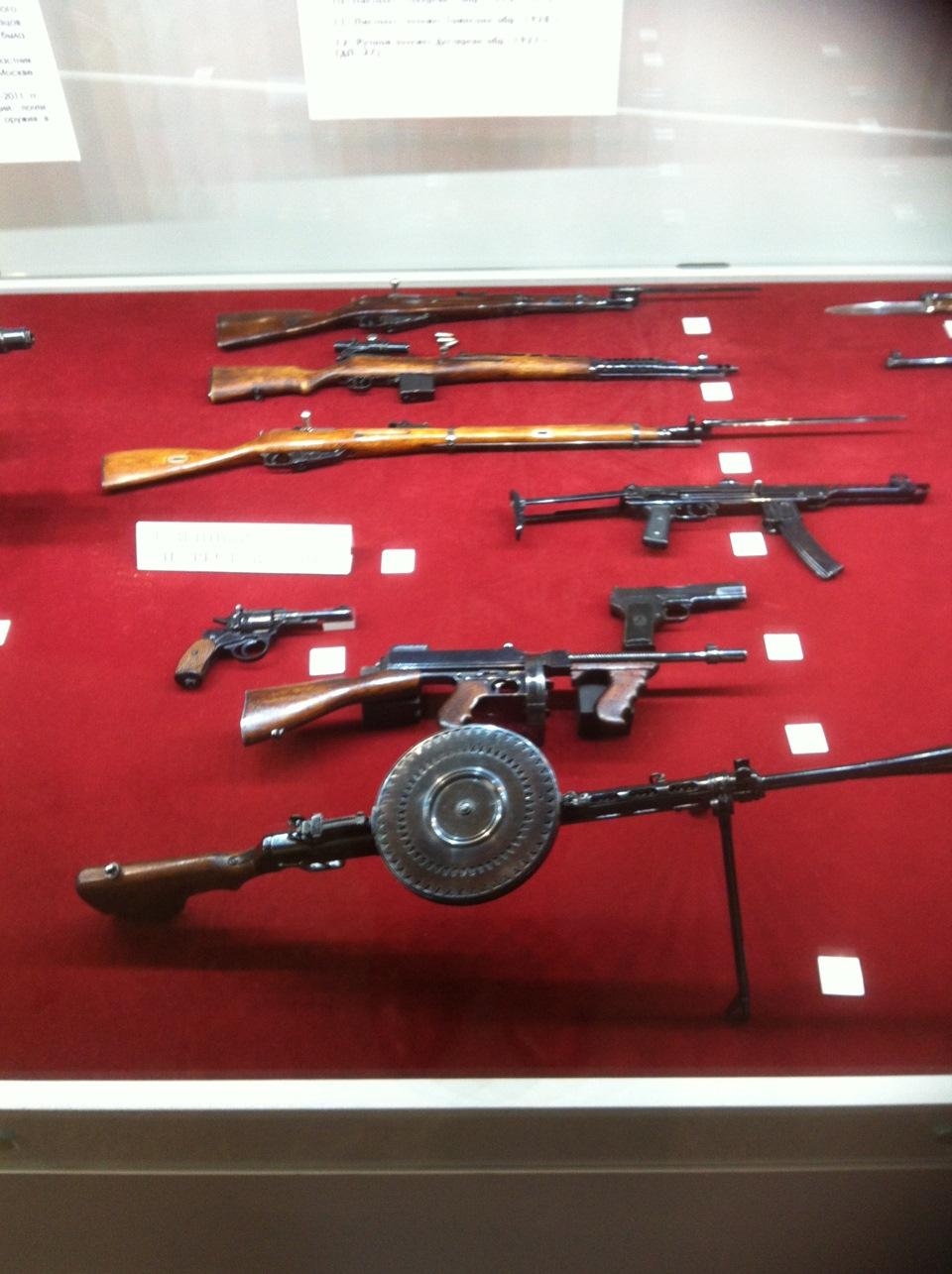 фото тульский оружейный музей