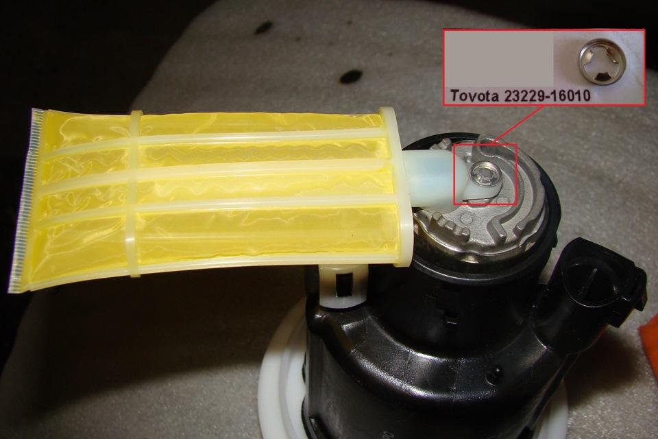 Замена топливного фильтра на митсубиси лансер 9