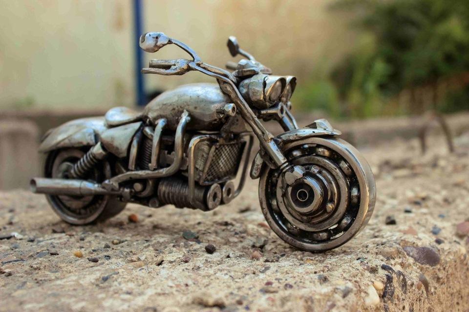 дом модели мотоциклов фото из подшипников самодельные всегда