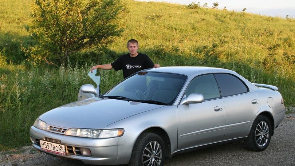 Технические характеристики Toyota Corolla Ceres 1 6