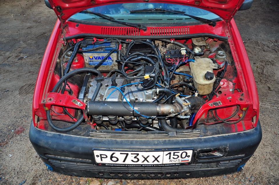 2112 тюнинг двигателя своими руками