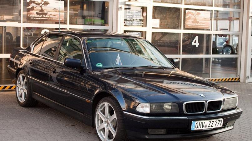 bmw e38 1998 728i отзывы
