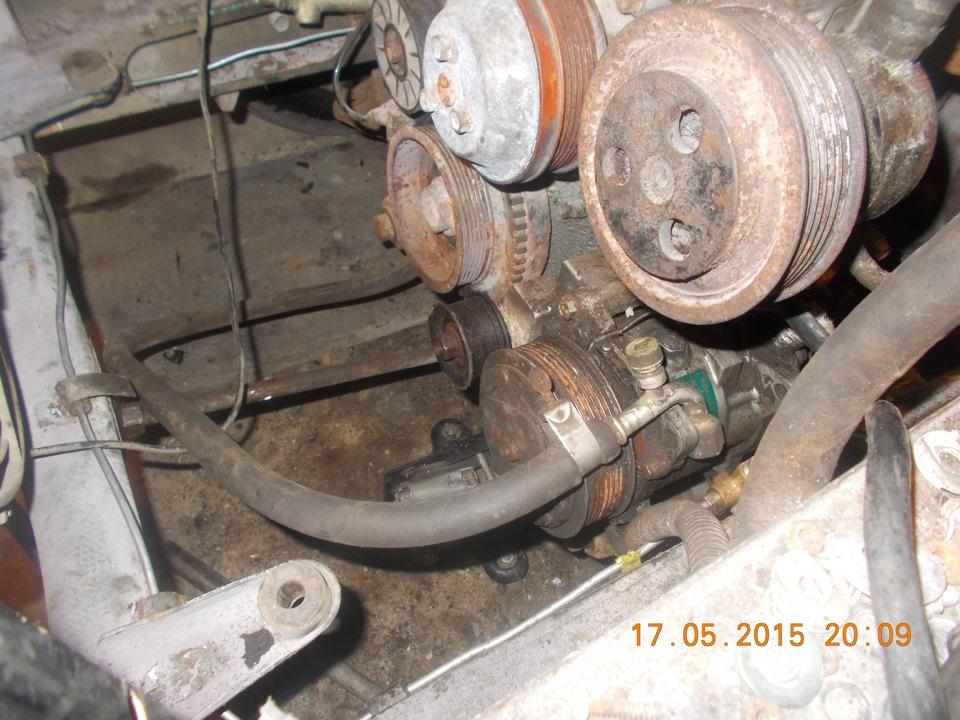 Установка кондиционеров на газ 31105 купить мульти сплит систему в краснодаре