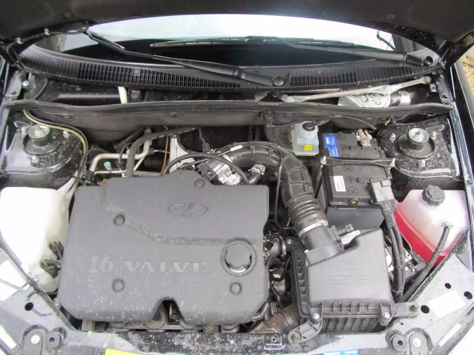 клапанов 16 двигатель фото калины